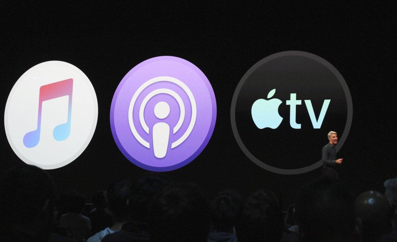 Bei der WWDC hat Apple seinen Plan vorgestellt: Für iTunes bedeutet er das Aus.
