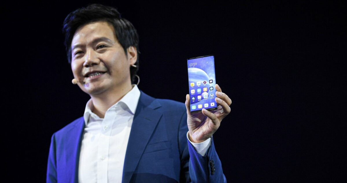 Xiaomi Mi Mix-Vorstellung