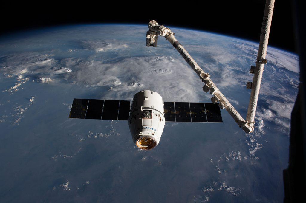 SpaceX Cargo Dragon Module