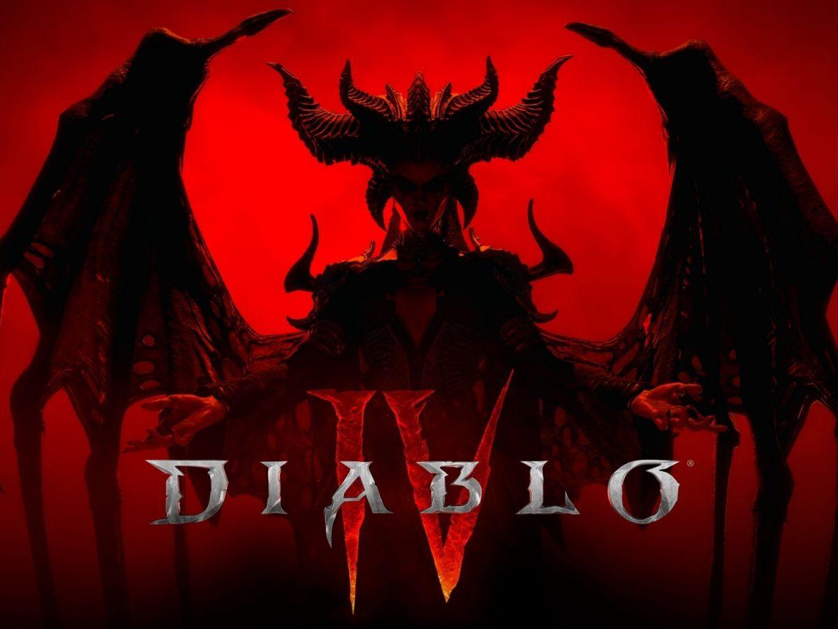 """Diablo IV"" (TBA)-Artwork"
