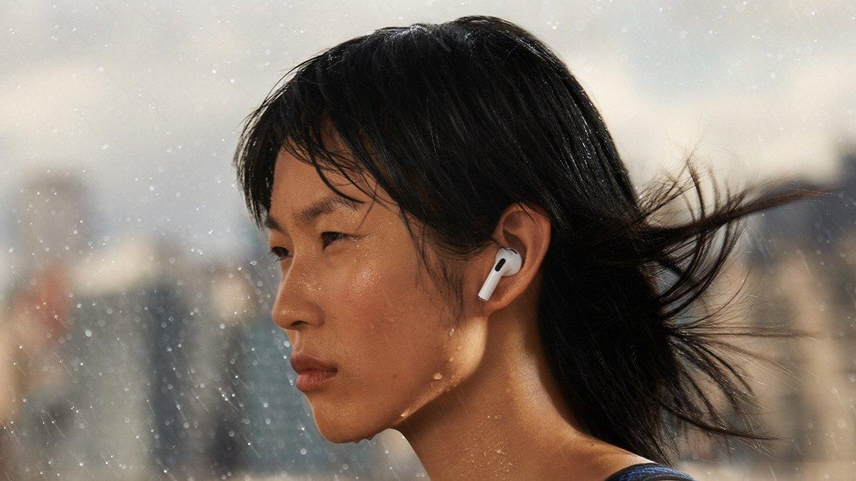 Die dritte Generation der AirPods wird bereits in der kommenden Woche veröffentlicht.. © Apple
