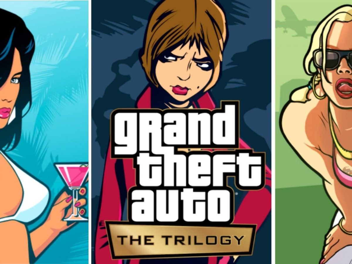 """""""Grand Theft Auto: The Trilogy – The Definitive Edition"""""""