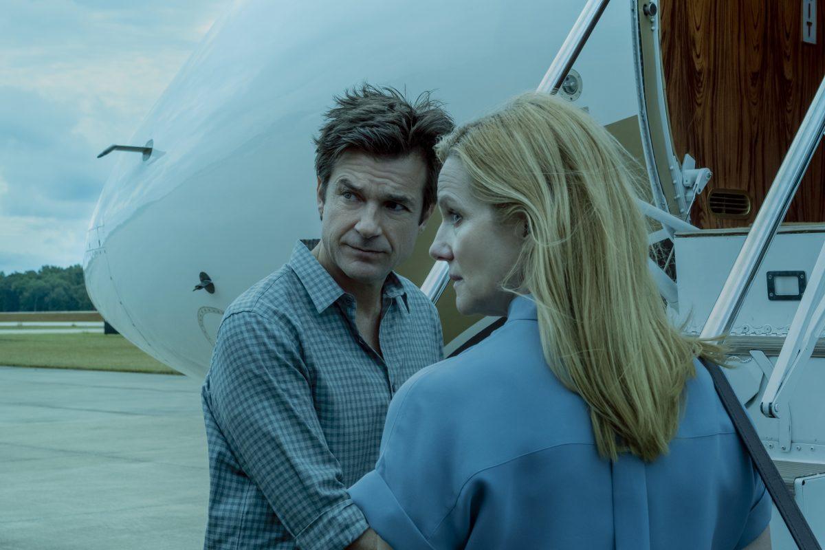 Jason Bateman und Laura Linney in Ozark.
