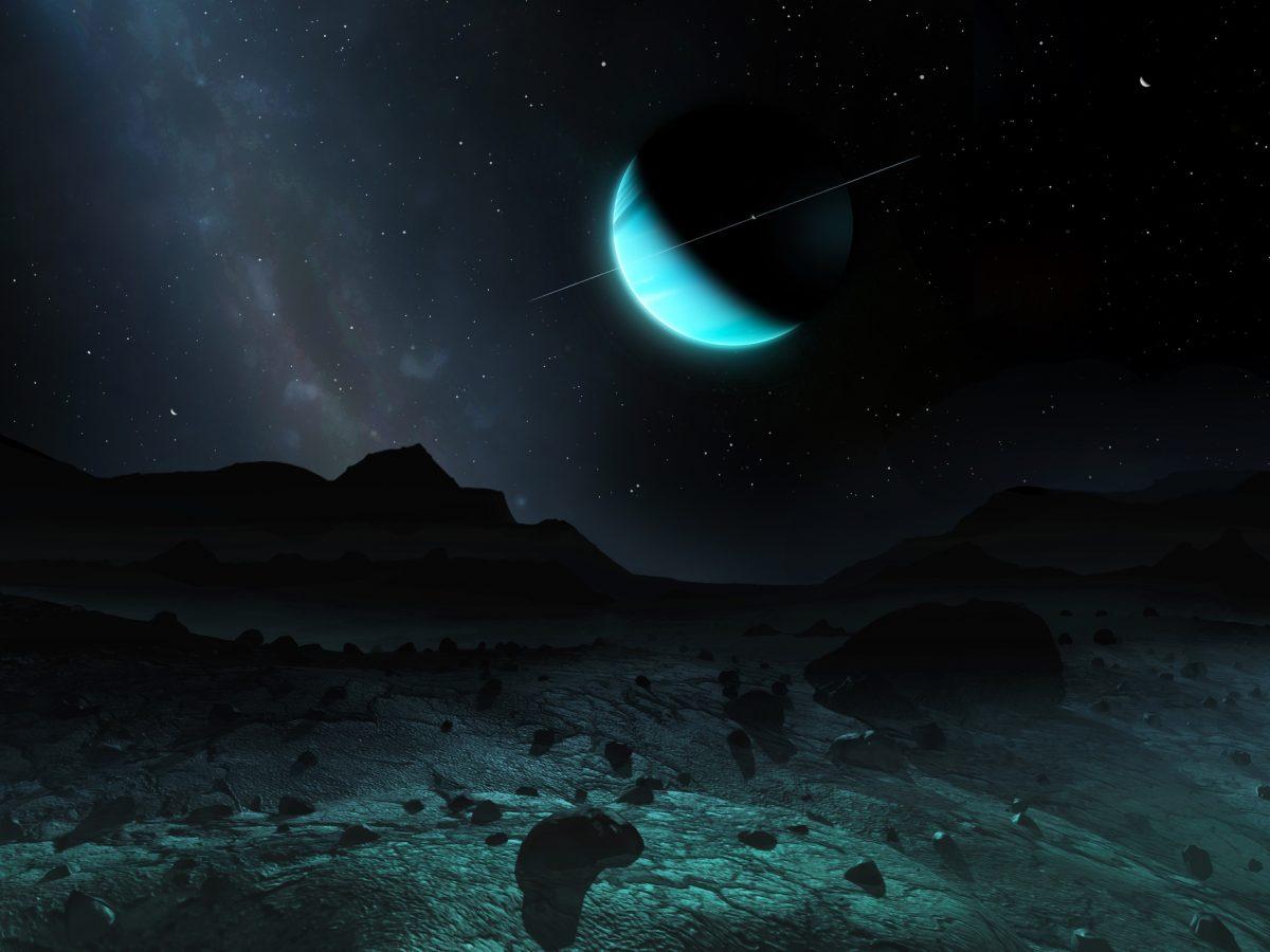 Uranus (Symbolbild)