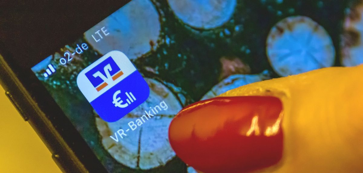 Volksbank Online-Banking-App