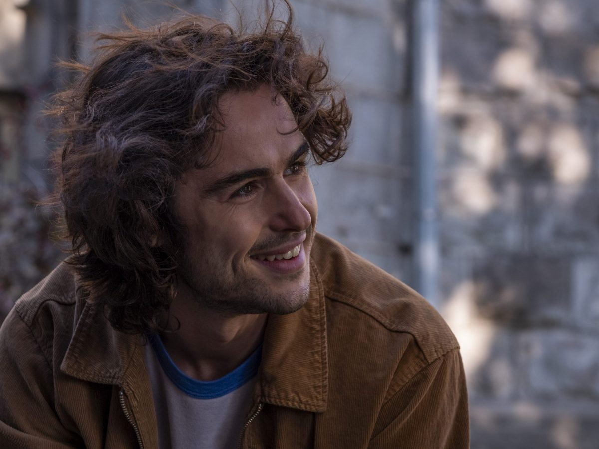 Ben Schnetzer als Yorick in Y: The Last Man.